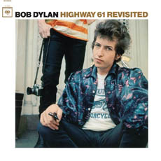 From a Buick 6 da Highway 61 Revisited, Bob Dylan