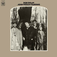 I'Ll Be Your Baby Tonight da John Wesley Harding, Bob Dylan