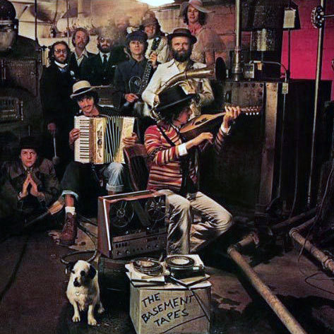 The Basement Tapes, Bob Dylan