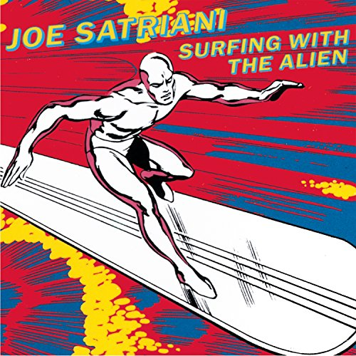 Surfing With the Alien da Surfing With the Alien, Joe Satriani