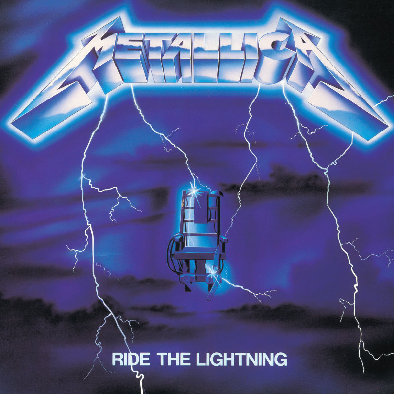 Ride the Lightning da Ride the Lighting, Metallica