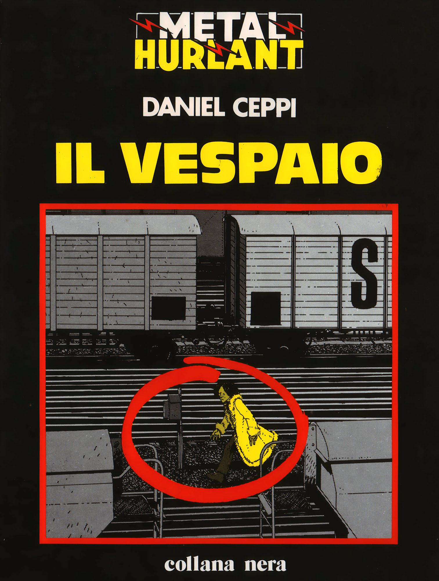 Copertina de Il Vespaio