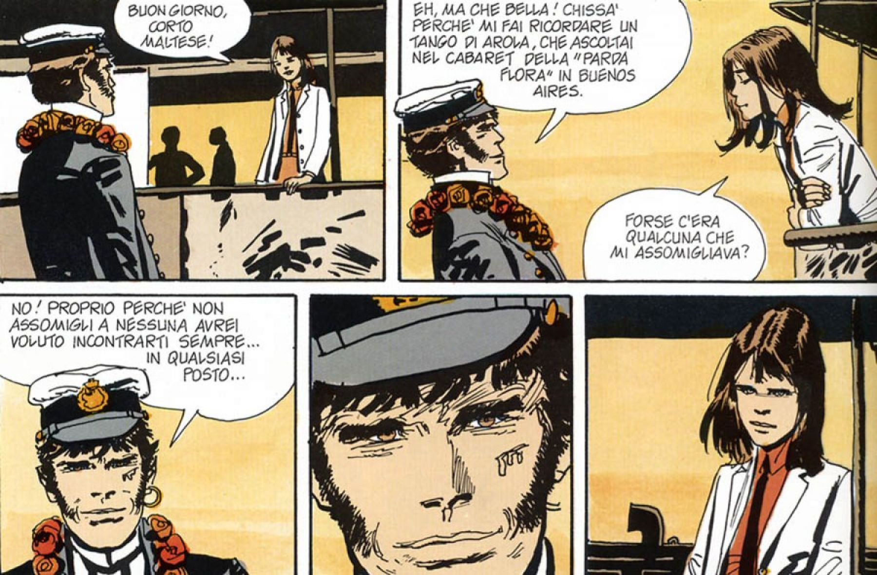 Corto Maltese, anti-eroe romantico