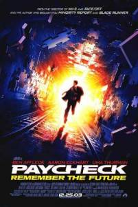 Paycheck_filmposter