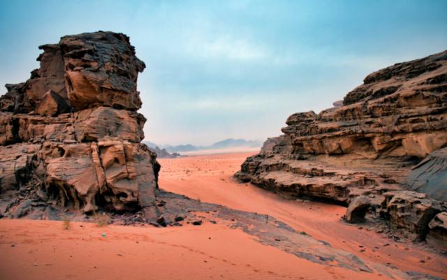 Ancora deserto