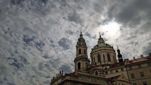 La Chiesa di San Nicola a Malá Strana