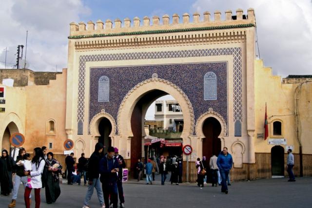 Una delle porte d'ingresso della città vecchia
