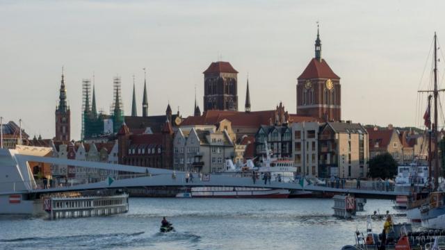 Il canale di Danzica