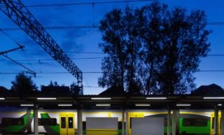 La stazione di Modlin