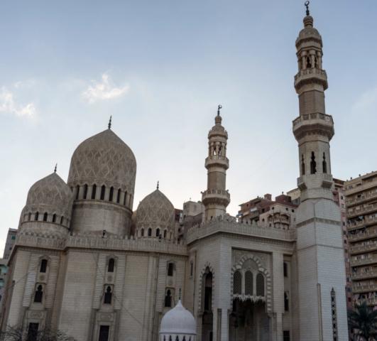 La Moschea Abu al-Abbas al-Mursi