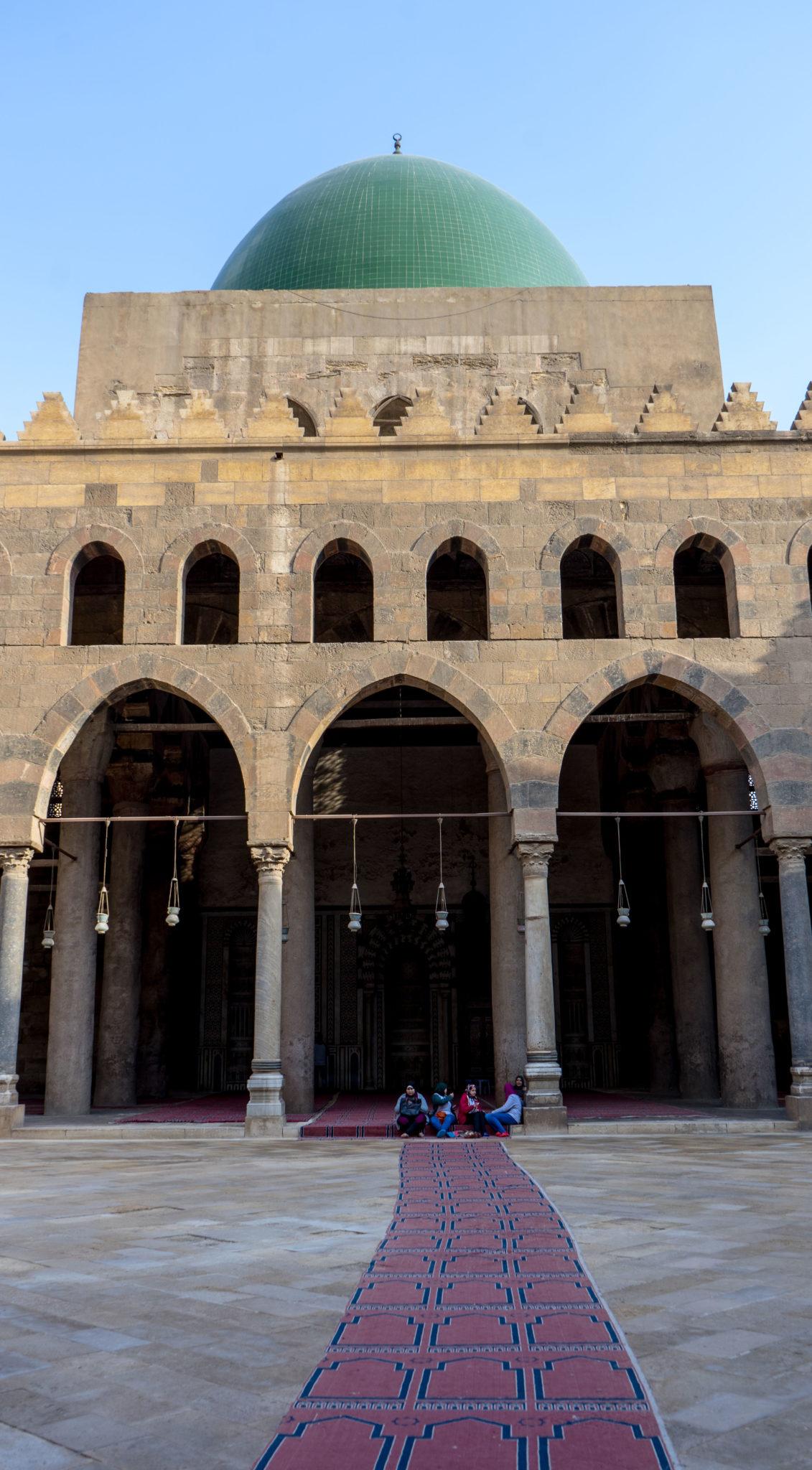 L'interno della Cittadella