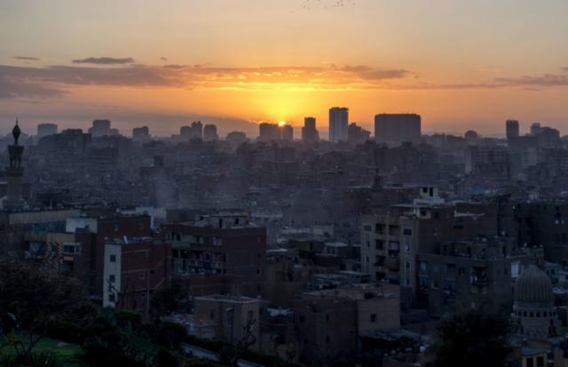 Panorama dal Parco di Al Azhar
