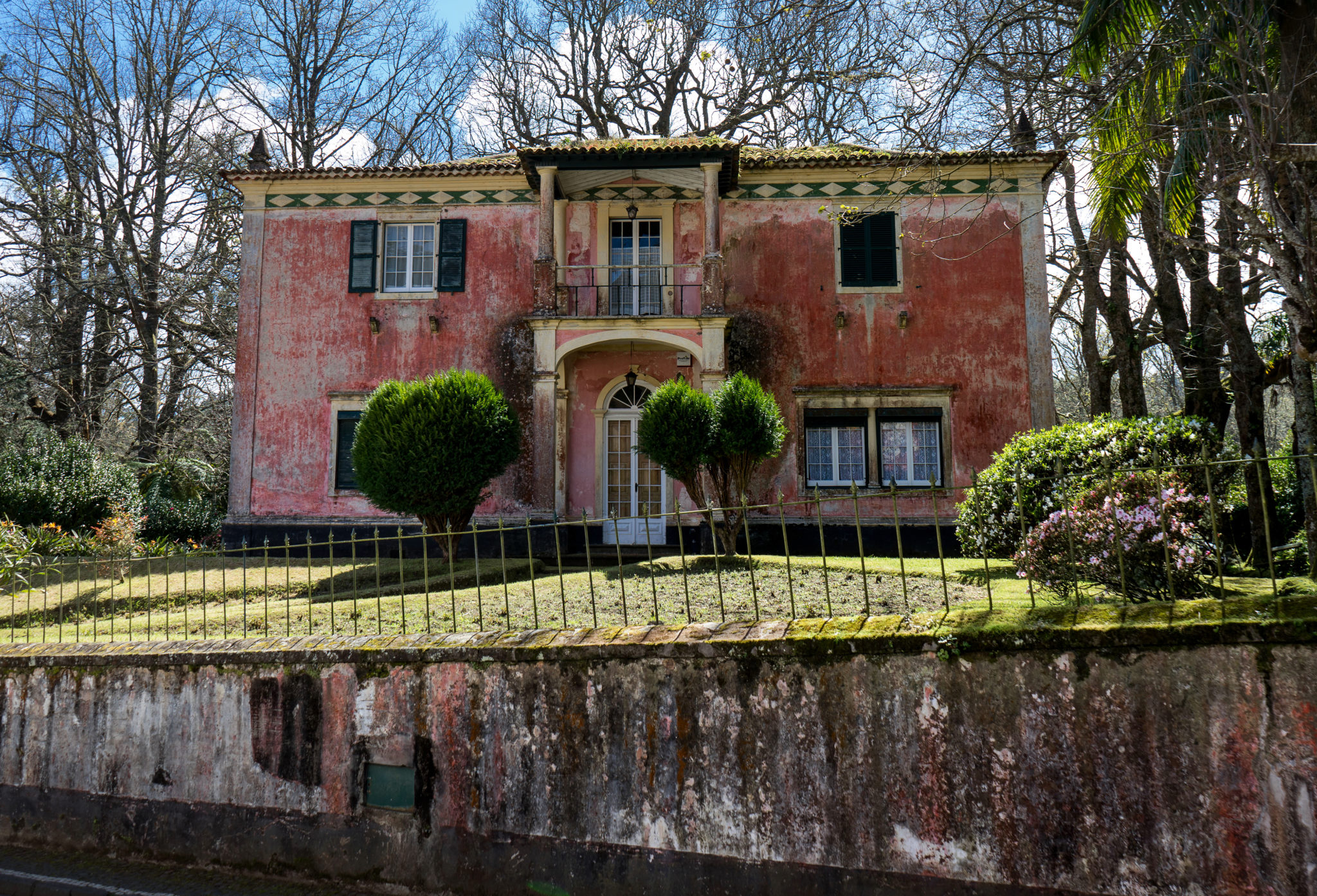 Furnas, villa