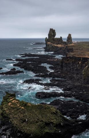 Le rocce di Lóndrangar