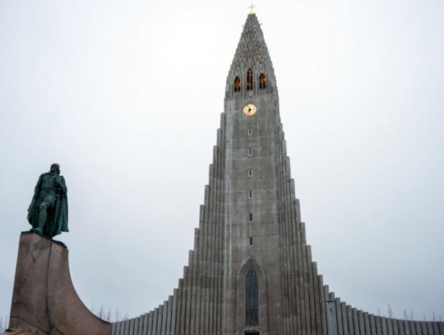 Hallgrímskirkja, la più grande chiesa d'Islanda