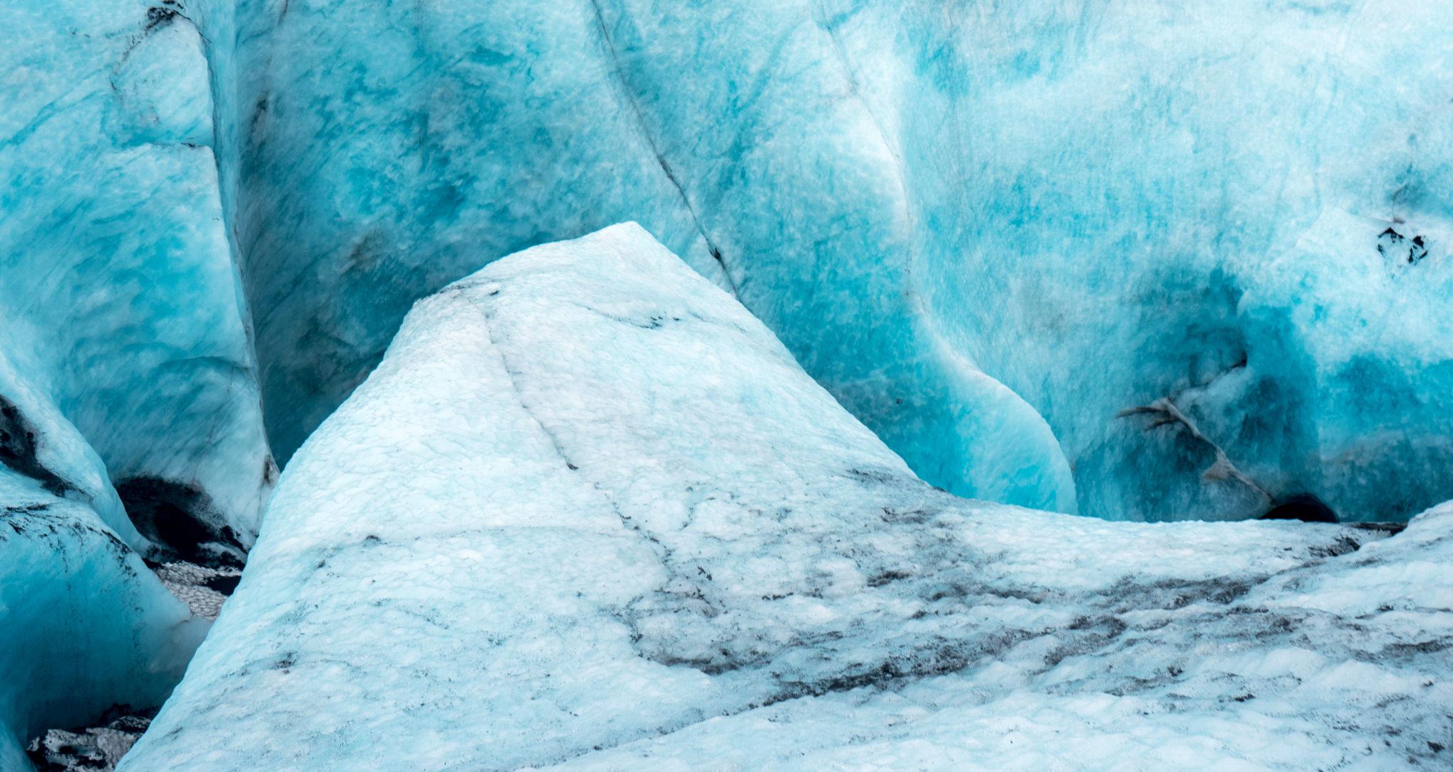 Il ghiacciaio di Eyjafjallajökull