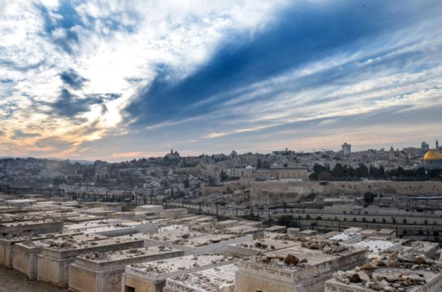 Il Cimitero Ebraico