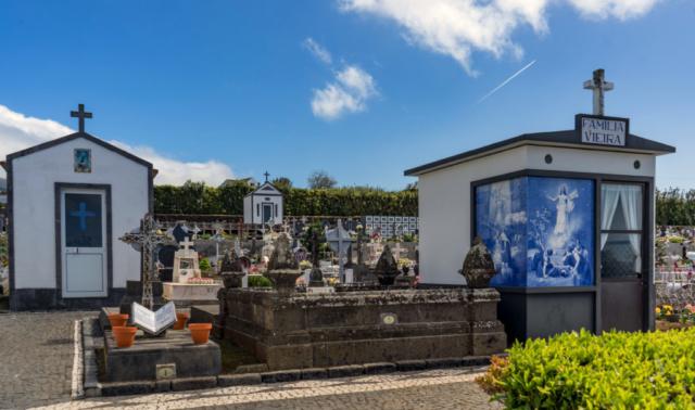 Cimitero di Lagoa