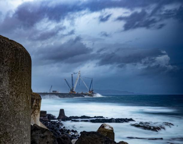 Ponta Delgada, porto
