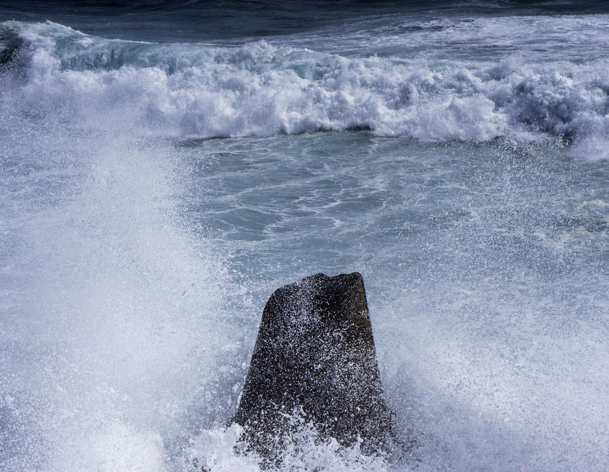 Ponta Delgada, scogli