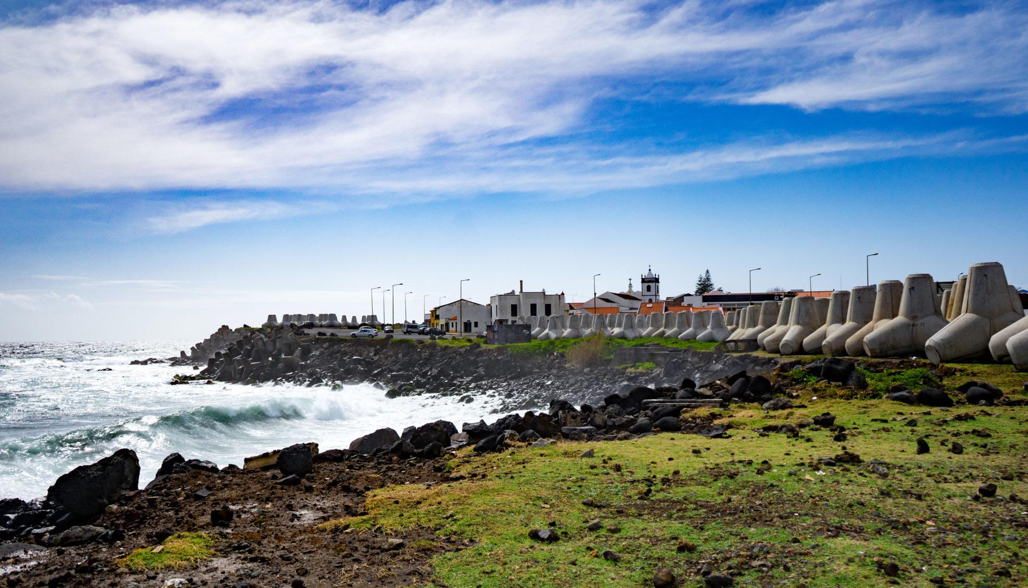 Ponta Delgada, lungomare