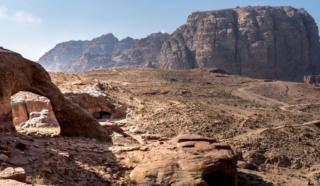 Il Deserto del Wasi Musa