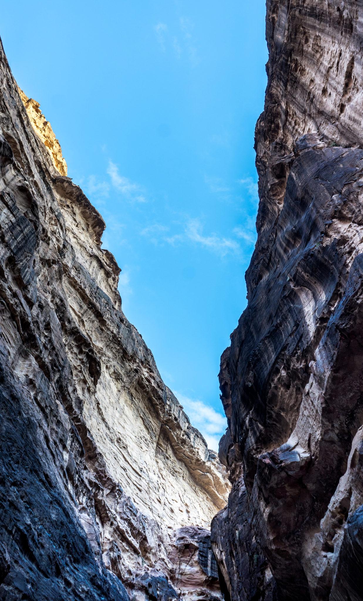 Il canyon del Siq