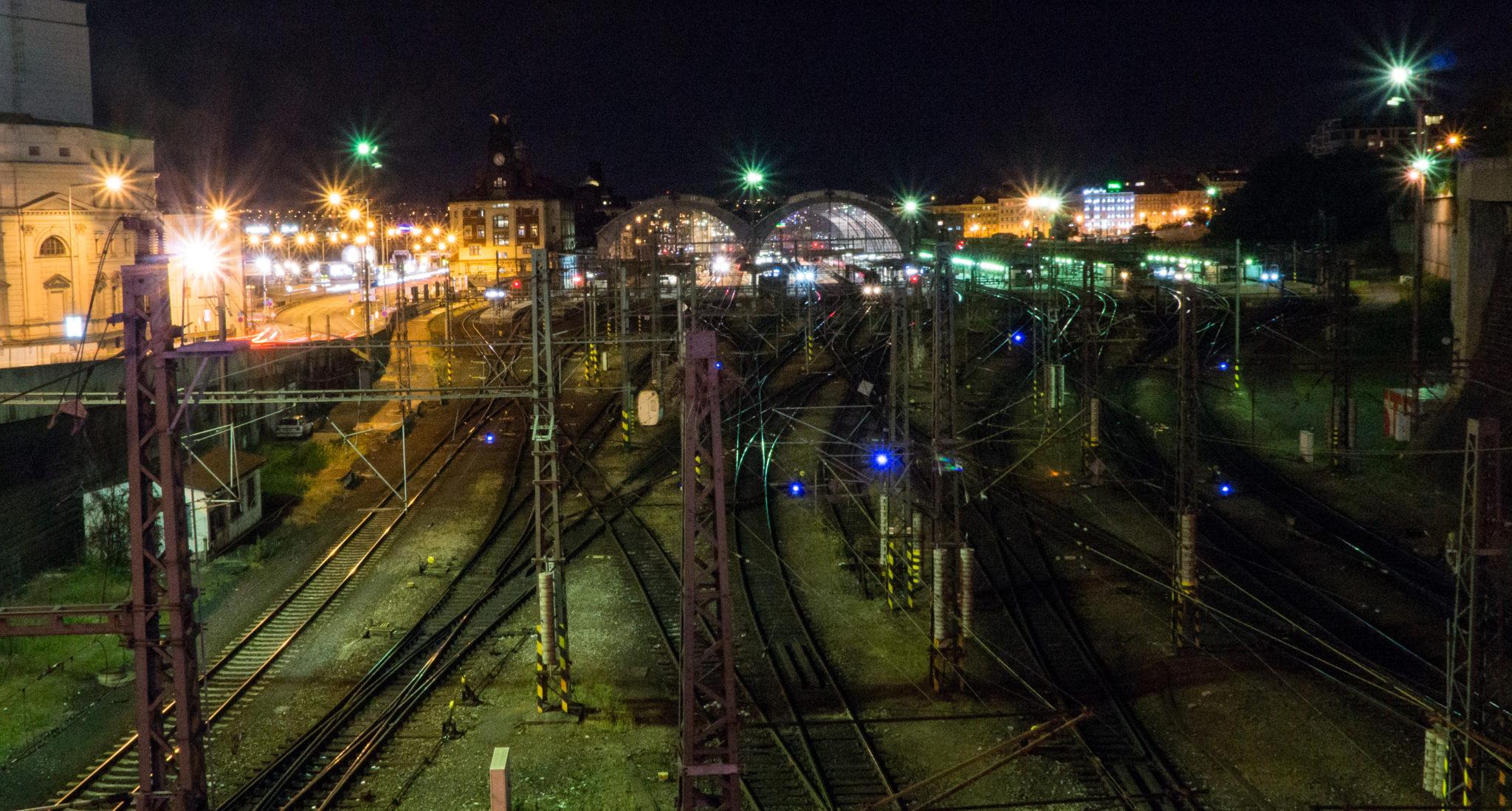 La Stazione Centrale di Praga