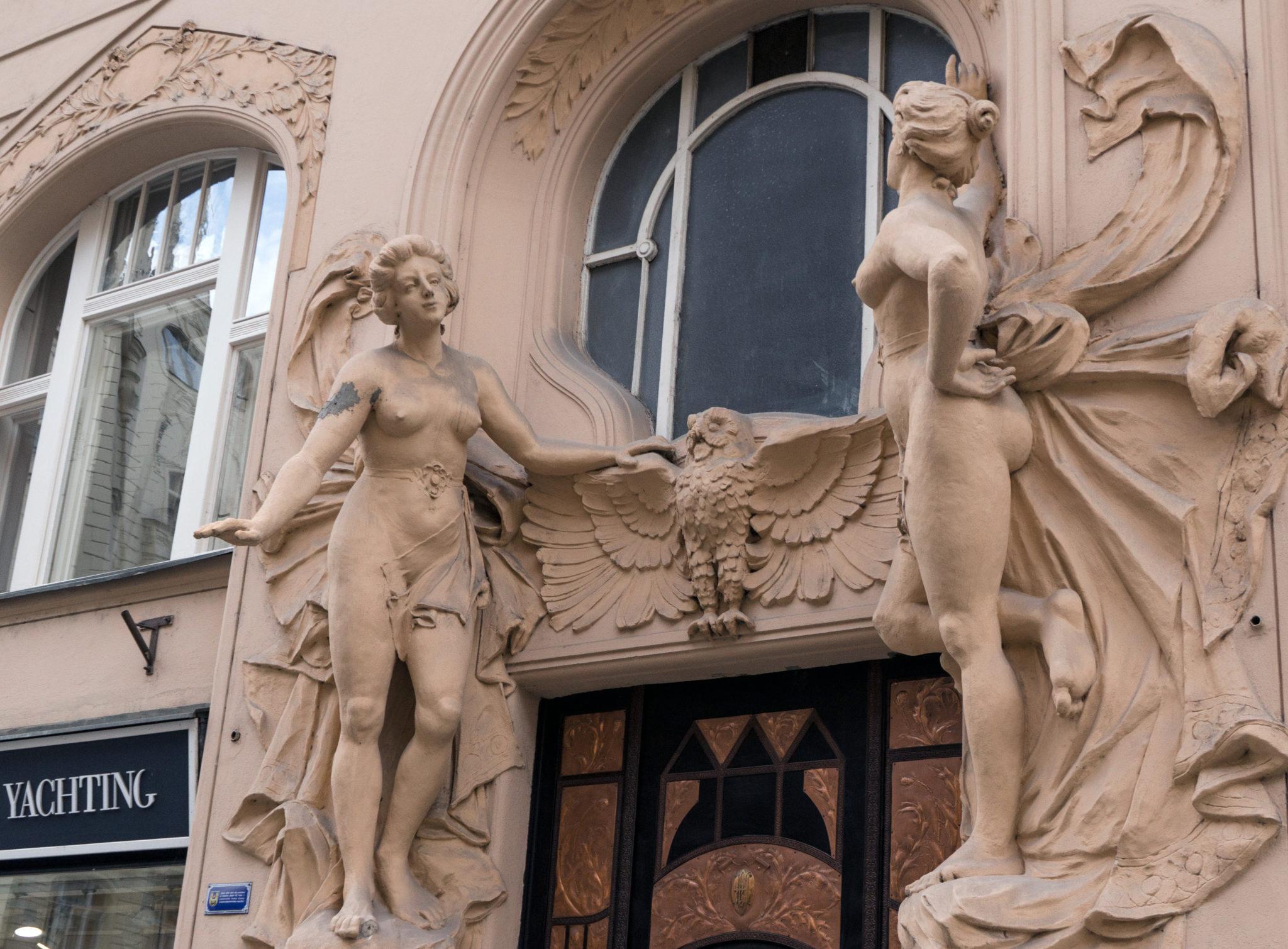 Una porta qualunque a Praga