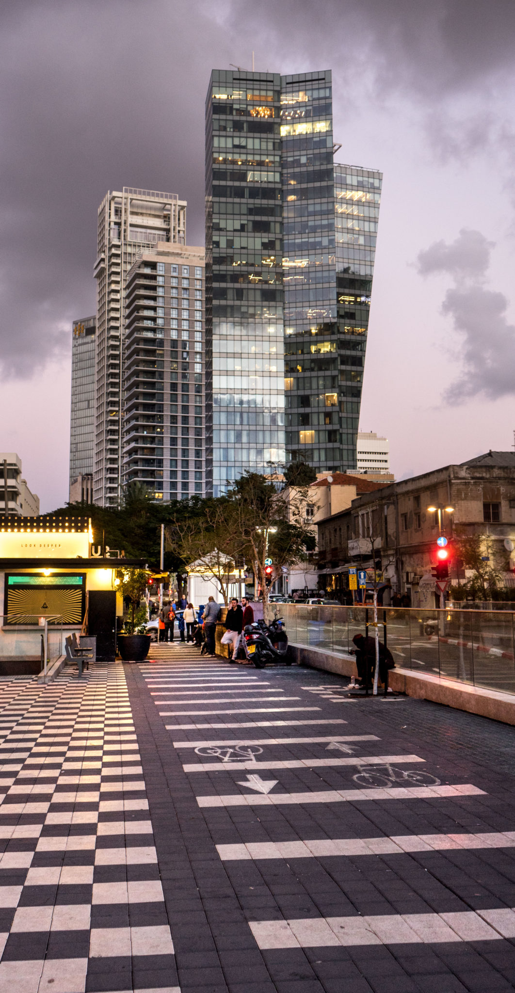 Grattacieli in Centro