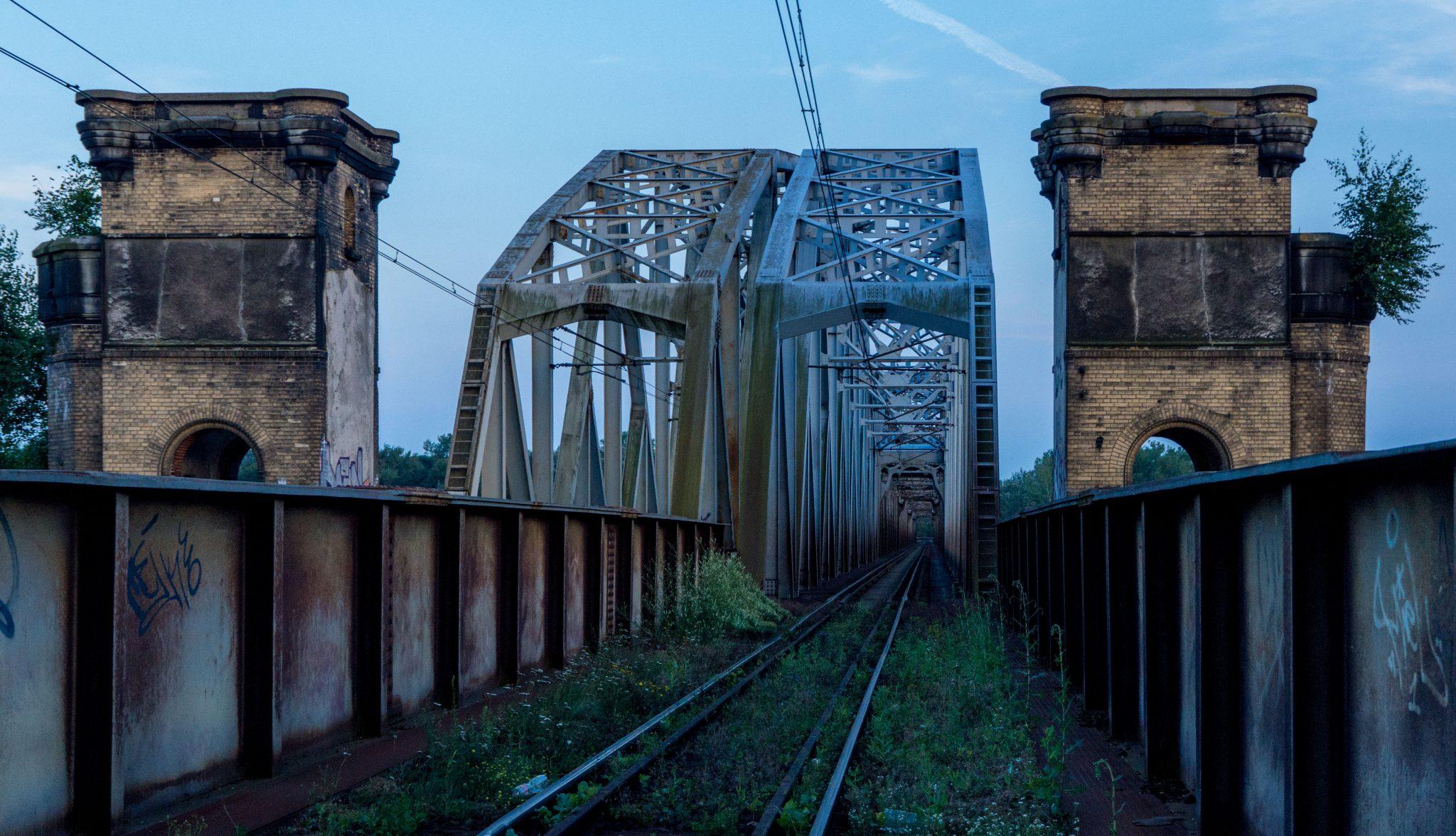 Il ponte sulla Vistola